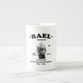 Descendants Alonso Rael de Aguilar Tea Cup
