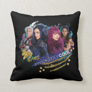 Descendants | Wickedly Cool Best Friends Cushion