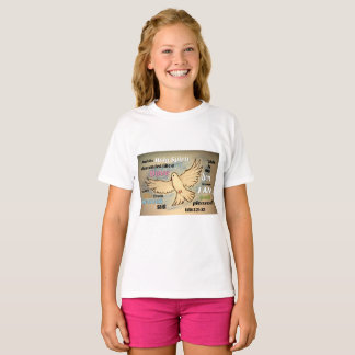 Descended like a Dove T-Shirt