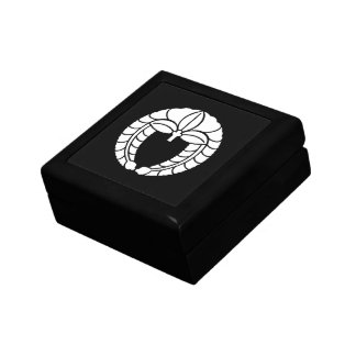 Descent rattan gift box