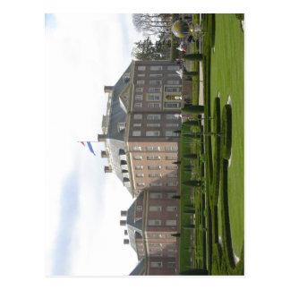Description Apeldoorn , The Netherlands Palais Het Postcard