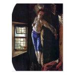 Description Description The Death of Chatterton He Postcard