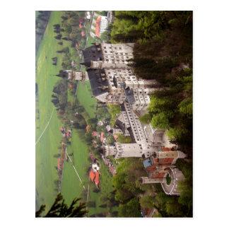 Description The Neuschwanstein castle. Date Author Postcard