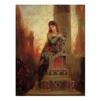 Desdemona by Frederic Leighton Postcard