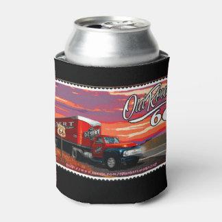 """""""Desert 66 Trucking"""" Can Cooler"""