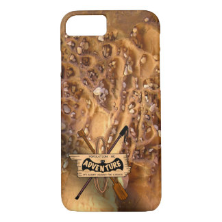 DESERT ADVENTURE by Slipperywindow iPhone 8/7 Case