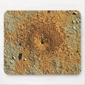 Desert Anthill Mouse Pad