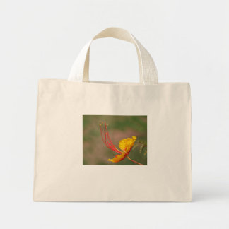 Desert Bird of Paradise Mini Tote Bag