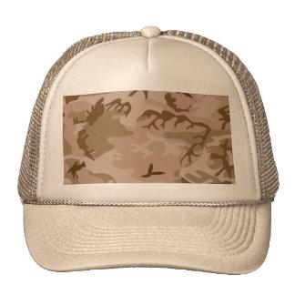 Desert Camo Cap