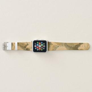 Desert Camo Design Apple Watch Band