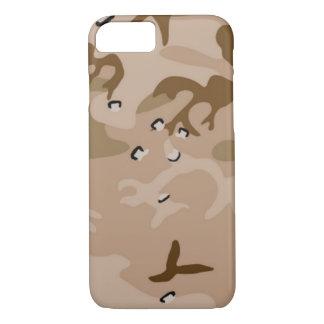 Desert Camo iPhone 7 Case