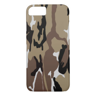 Desert Camo iPhone 8/7 Case