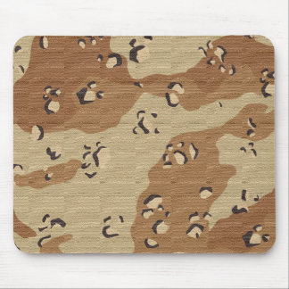 Desert Camoflauge Mouse Pad