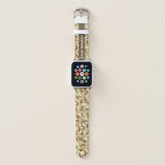 Desert Camouflage Apple Watch Band