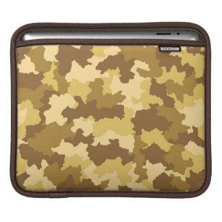 Desert Camouflage iPad Sleeve