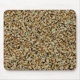 desert camouflage mousepad