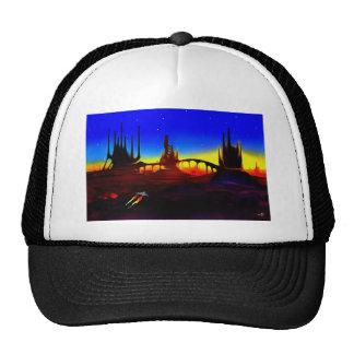 desert city trucker hats