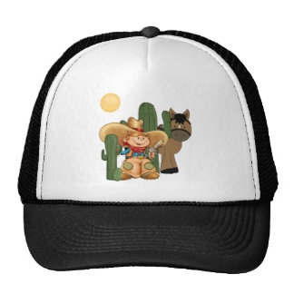 Desert Cowboy Trucker Hat
