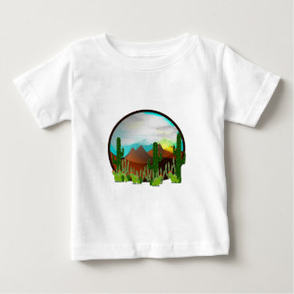 Desert Daydreams Baby T-Shirt