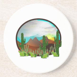 Desert Daydreams Coaster