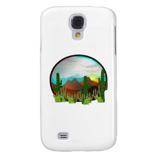 Desert Daydreams Galaxy S4 Cover