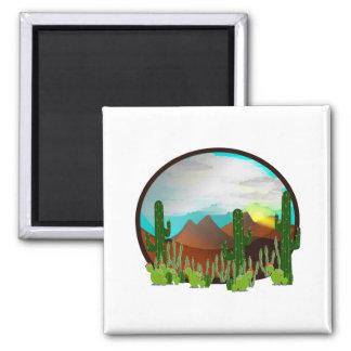 Desert Daydreams Magnet