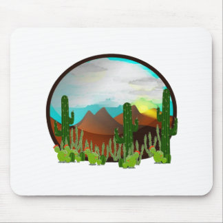 Desert Daydreams Mouse Pad