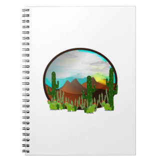 Desert Daydreams Notebook