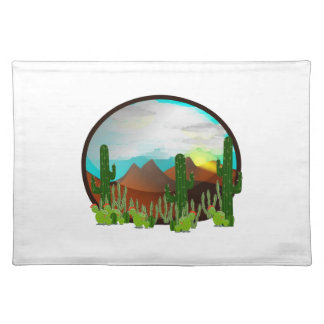 Desert Daydreams Placemat