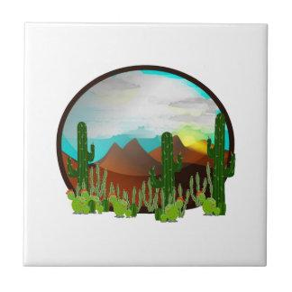 Desert Daydreams Tile