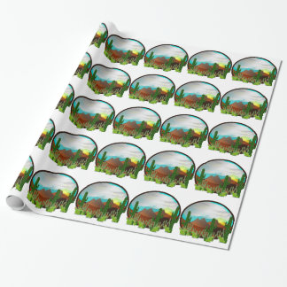Desert Daydreams Wrapping Paper