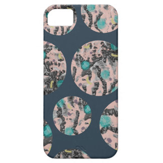 Desert dots iPhone 5 cover