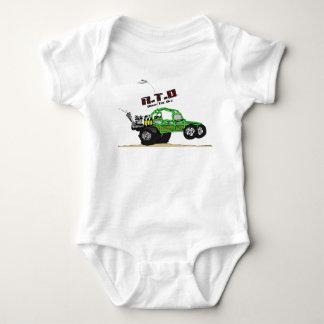 Desert Dune Buggy for Baby Baby Bodysuit