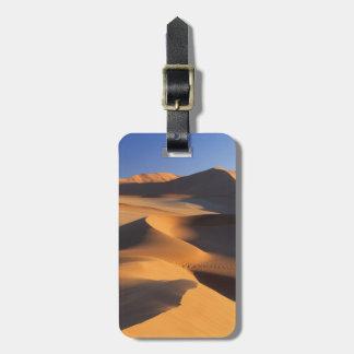 Desert Dunes, Sossusvlei, Namib-Naukluft Luggage Tag