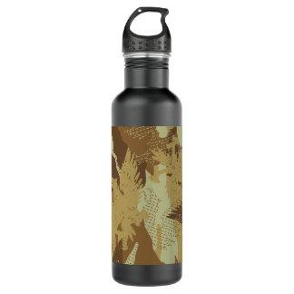 Desert eagle camouflage 710 ml water bottle