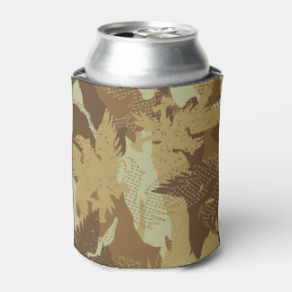 Desert eagle camouflage can cooler