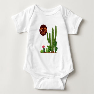 DESERT FINDER BABY BODYSUIT