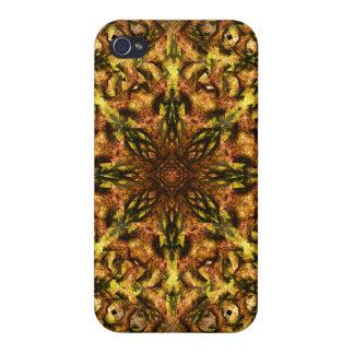 Desert Flower Mandala Case For iPhone 4