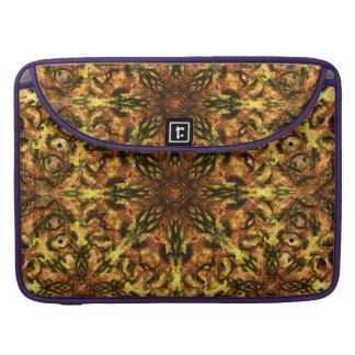 Desert Flower Mandala Sleeve For MacBook Pro