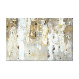 DESERT GHOSTS - Abstract Fine Art Canvas Print