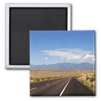 Desert Highway Magnet
