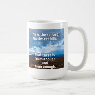 Desert Hills Coffee Mug