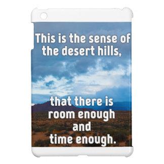 Desert Hills iPad Mini Covers