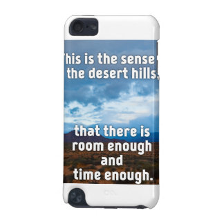Desert Hills iPod Touch 5G Cover