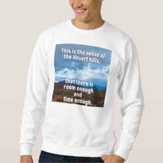 Desert Hills Sweatshirt