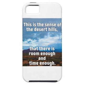 Desert Hills Tough iPhone 5 Case