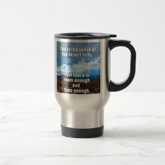 Desert Hills Travel Mug