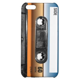 Desert Horizon Label Cassette iPhone 5C Cases