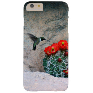 Desert Hummingbird Barely There iPhone 6 Plus Case