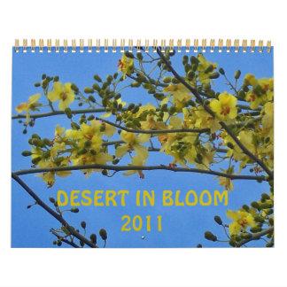 DESERT IN BLOOM CALENDARS